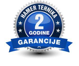 Hamer Tehnika - 2. godine garancije